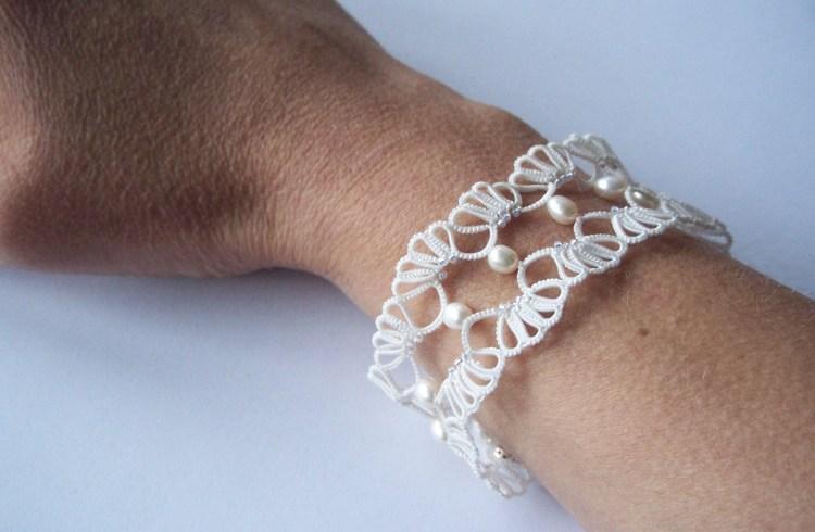 modèle de bracelet Mary Konior