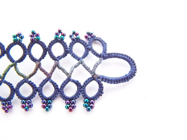 fermoir bracelet roulotté