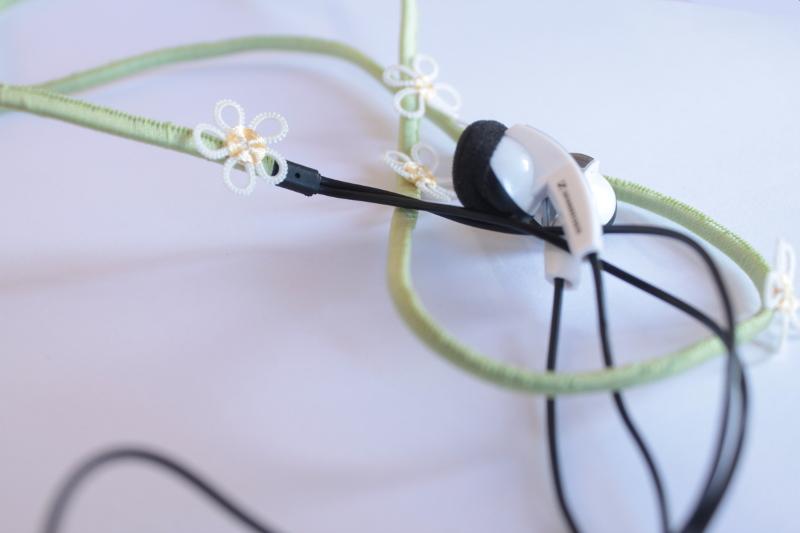 Invasion végétale: les écouteurs!