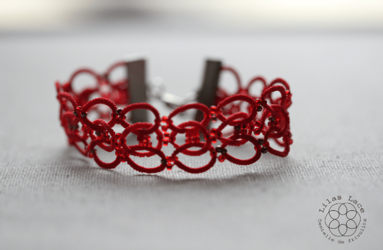 Celtic experimantal bracelet