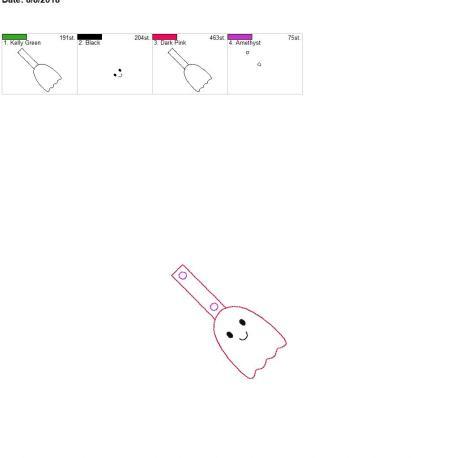 cute ghost snap tab 4×4