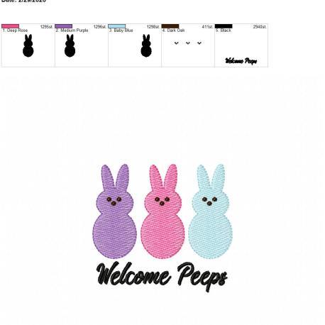 Welcome peeps 4×4
