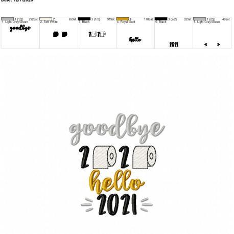Goodbye 2020 4×4