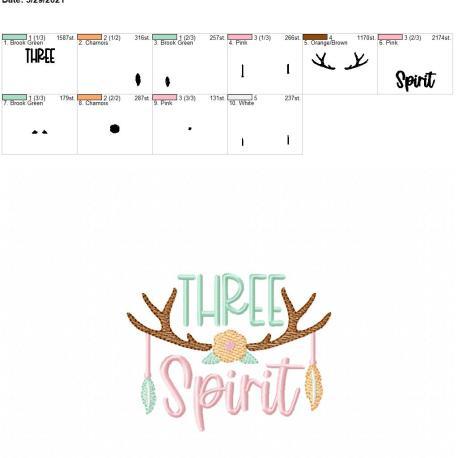 Boho Three Spirit 4×4