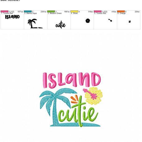 Island Cutie 4×4