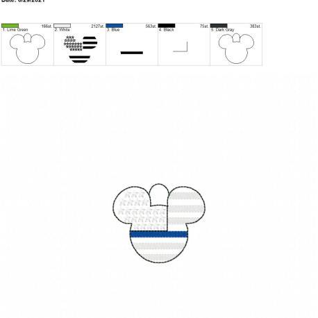 TBL Mouse Eyelet 4×4