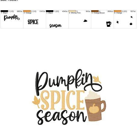 Pumpkin Spice Season 8×12