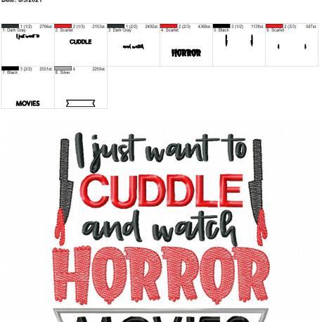 Horror Movies 6×10