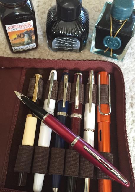 fountain pens, fountain pen inks, waterman, pelikan, pilot, TWSBI, Xezo, Lamy,
