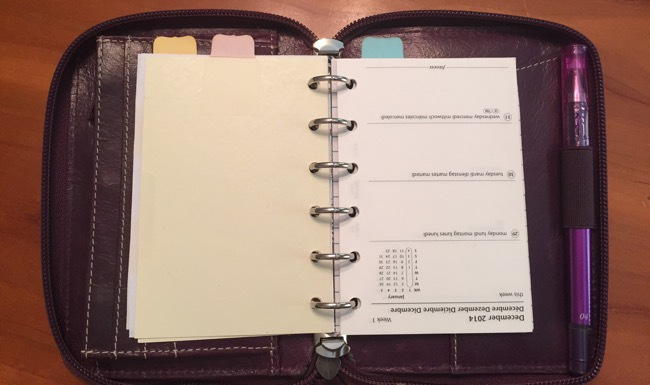 planners, organizers, Filofax, pocket size, malden, vacation planner, planner/wallet, week on 2 pages