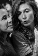Delphine et Isabelle