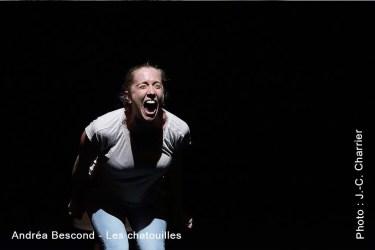 Andréa Bescond - Les chatouilles