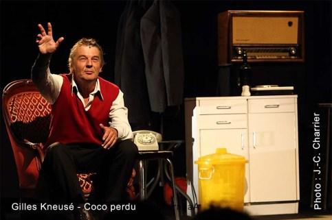 Gilles Kneusé - Coco perdu