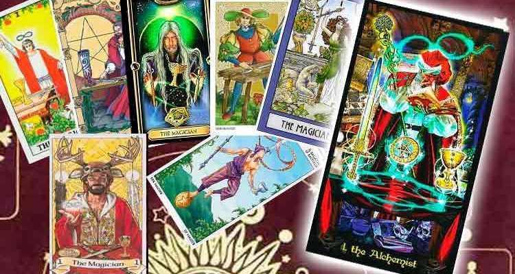 El Mago en el Tarot – Arcano I