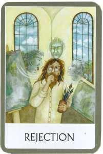 Oráculo de los Chakras - Rejection - Rechazo