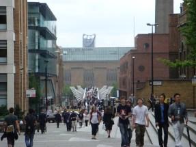Millennium Bridge 2010