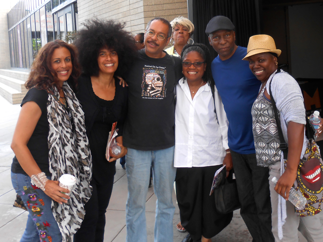 Some of the BAILA members present at CAAM's September 19, 2014 Board of Directors meeting.