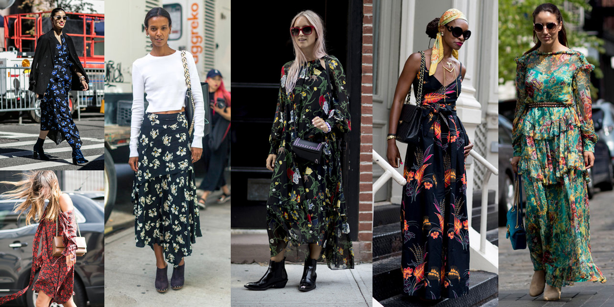 NYFW for 2017 SS - best street style trends