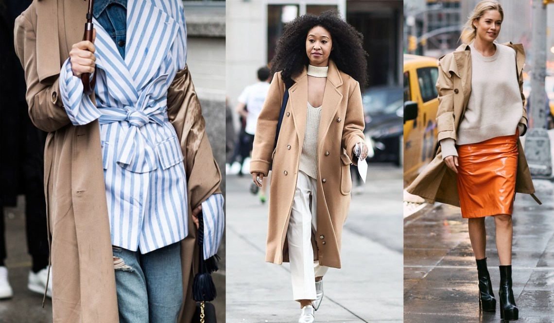 New York Fashion Week 2017 street style trends