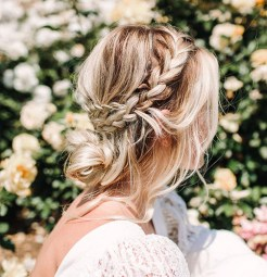 braids inspiration tumblr pinterest hairstyle side braid inspo long blonde hair girl 88