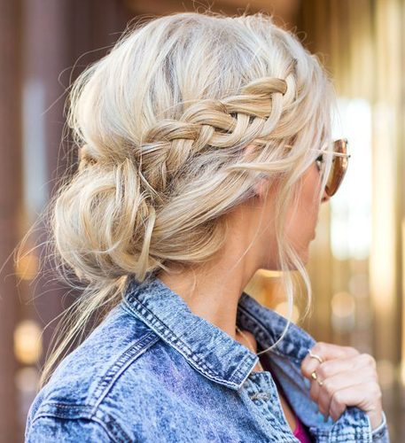 Surprising Braided Hairstyles Ideas Cool Braids To Try Out Lilicons Schematic Wiring Diagrams Amerangerunnerswayorg