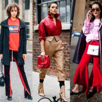 TRENDS: Check the hottest street style colour during Fashion Weeks 2017!