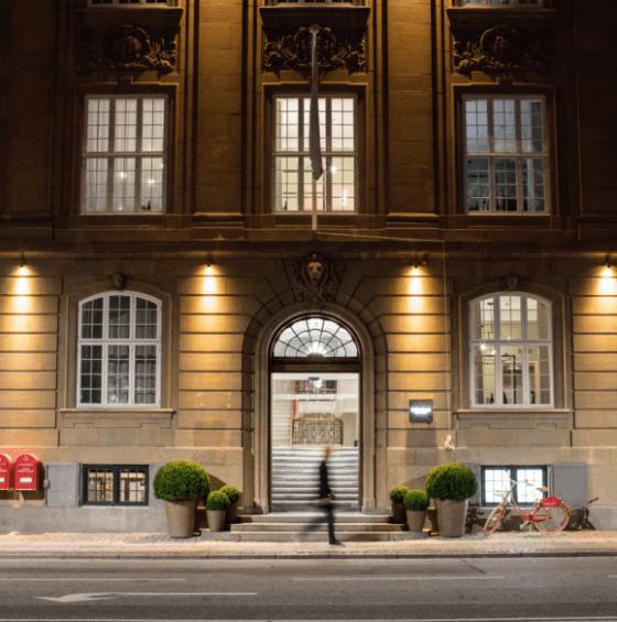 hotel luxe nobis copenhagen
