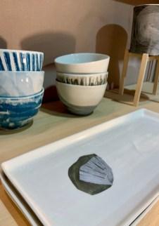 bols et plats céramiques marie Samson