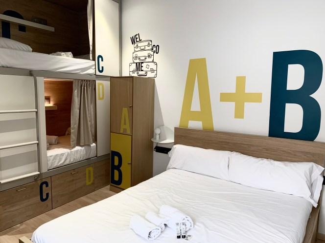 Chambre familiale For You Hostel Seville