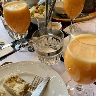 Petit Déjeuner Restaurant Pallas Chania