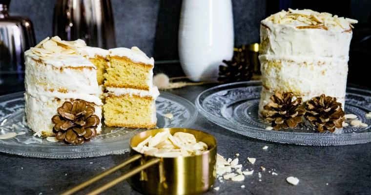 Le Naked Cake aux noisettes et à la crème vanille #amériques