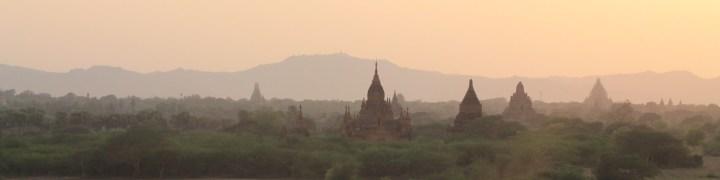 Birmanie – Bagan, entre les temples