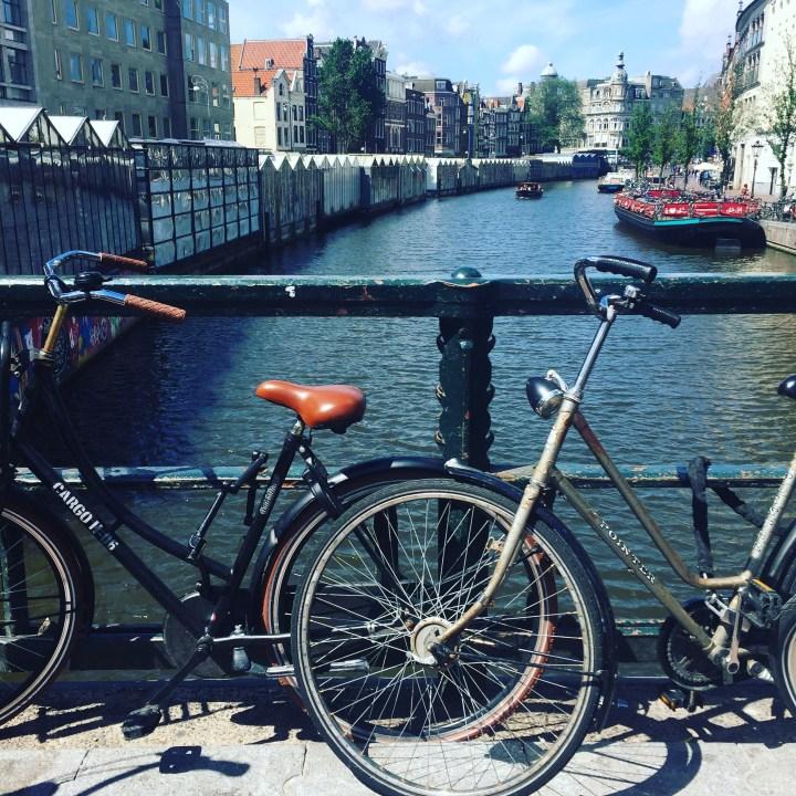 Hallo Amsterdam !