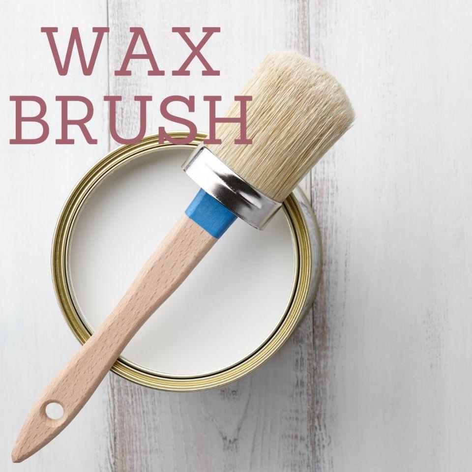 Wax Paint Brush
