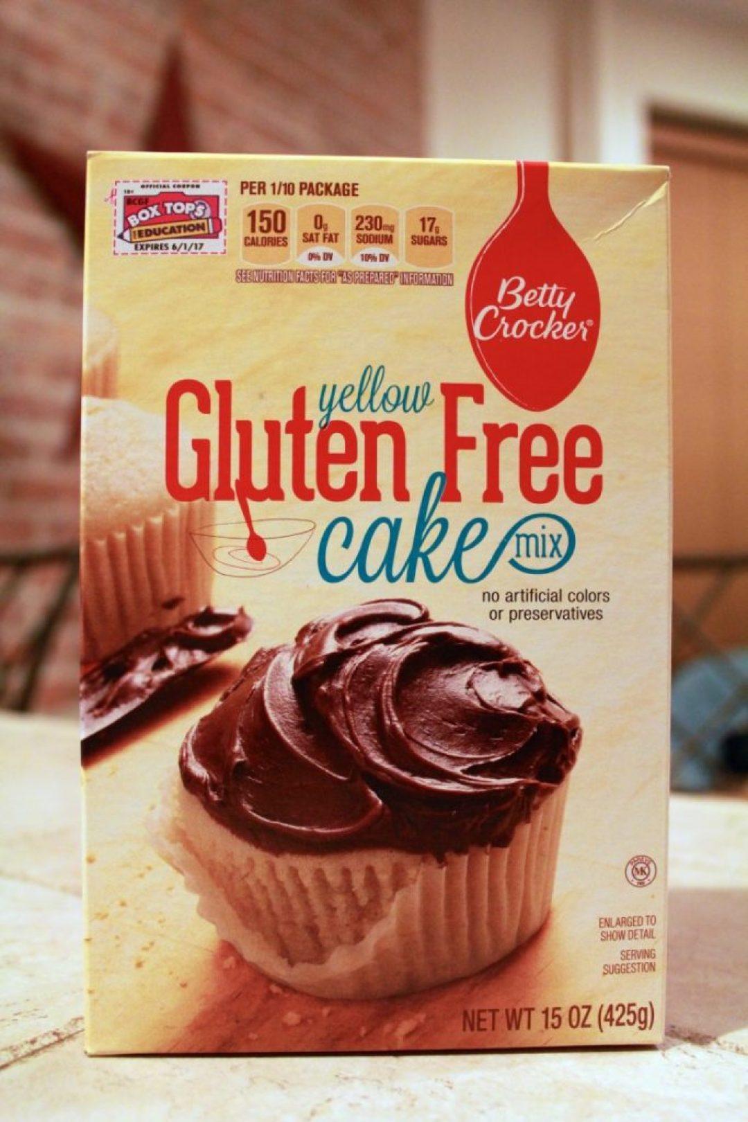 Betty Crocker Gluten Free Cake