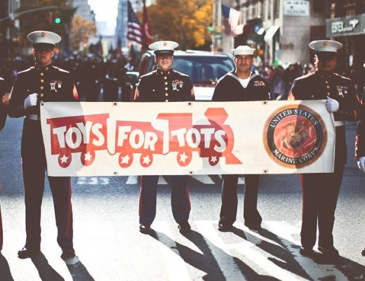 24th Annual Toys for Tots Holiday Party