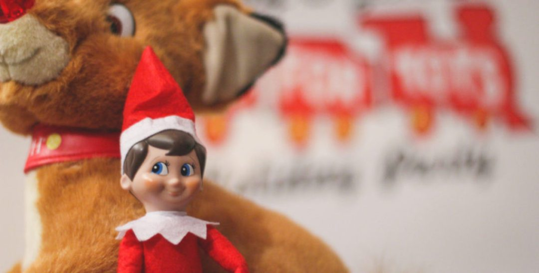 Elf on the Shelf Toys for Tots
