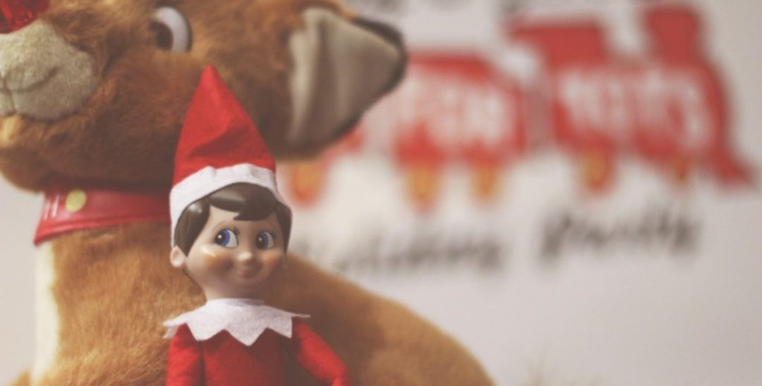 Elf on the Shelf: Toys for Tots