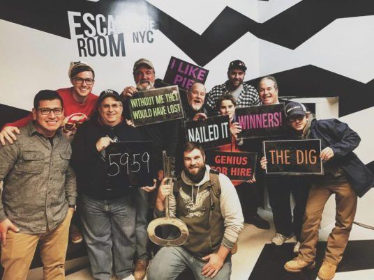 Escape the Room in New York City