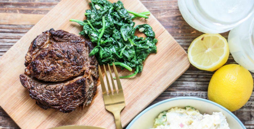 John's Marinated Steak: Cooking Through Cravings - LiliesandLoafers