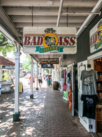 Where to Eat on Maui: Bad Ass Coffee