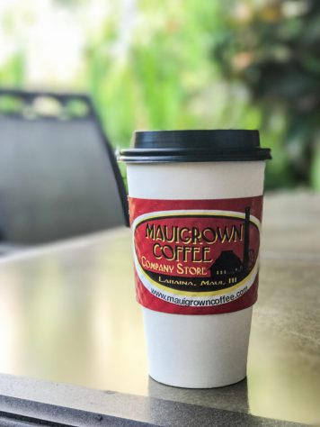 Where to Eat on Maui: Maui Grown Coffee