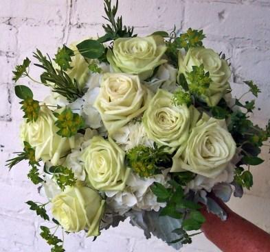 Wedding Bouquet Fall 2012