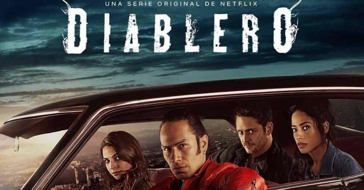 séries mexicaines netflix diablero