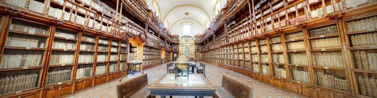 blogue cinco de mayo - La bibliothèque Palafoxiana