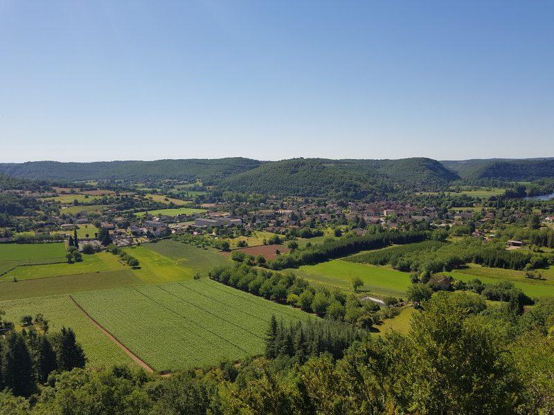 Compostelle : Gréalou- Cajarc – St Jean de Laur