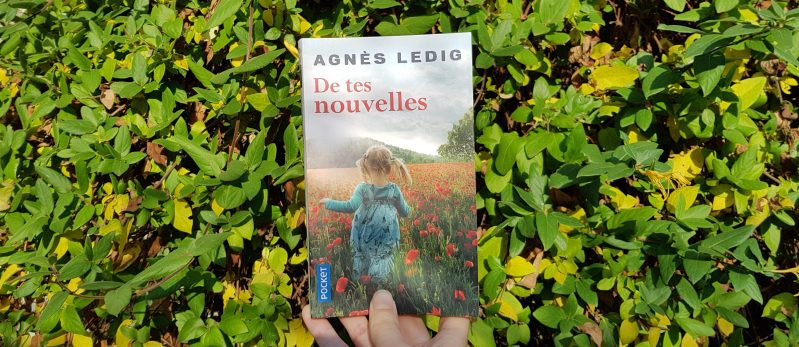 De tes nouvelles de Agnès Ledig