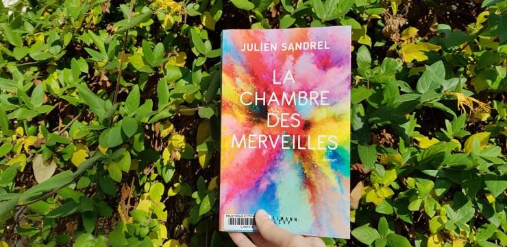 La chambre des merveilles de Julien Sandrel