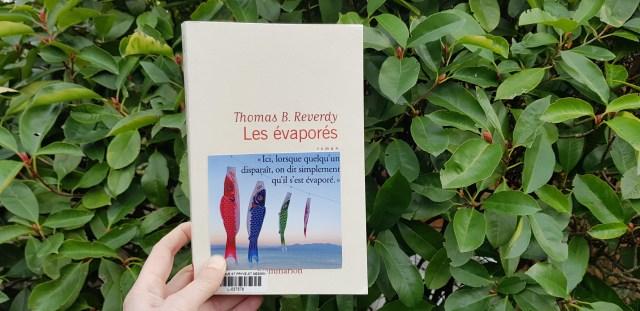 Les évaporés de Thomas B Reverdy
