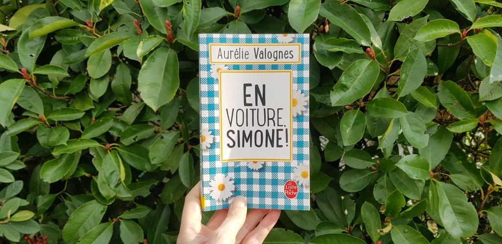 En voiture Simone ! d'Aurélie Valognes lilietlavie